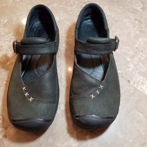 Keen Suede Mary Jane Shoes
